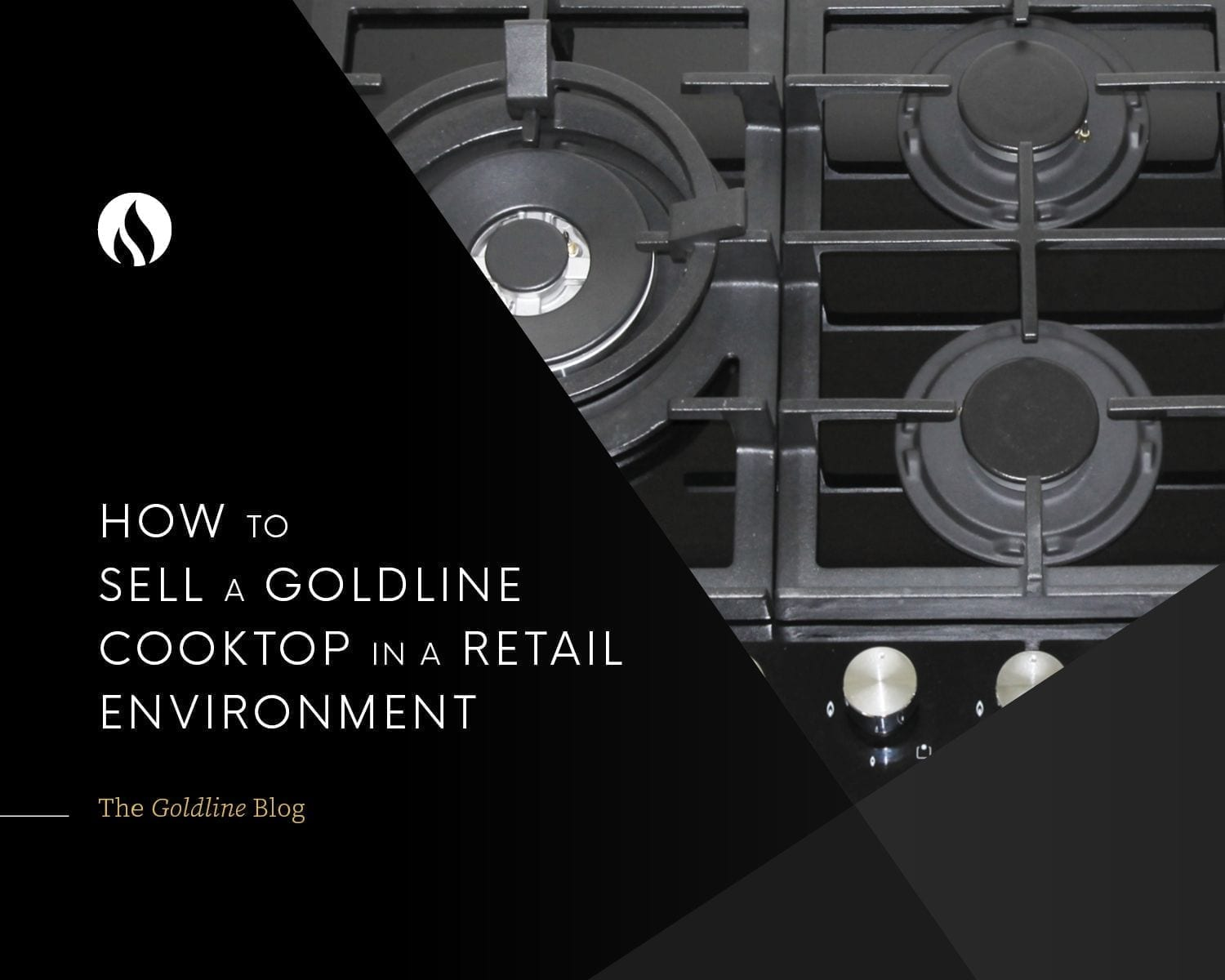 How to sell Goldline Cook tops